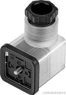-FESTO直角式插頭插座;PEV-1/4-WD-LED-24