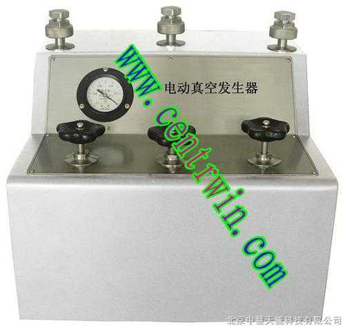 电动气压发生器