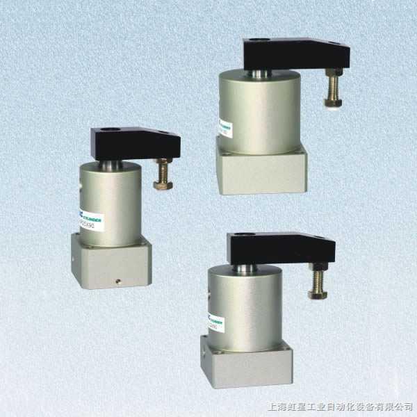 亚德客ack系列转角气缸,airtac气缸图片
