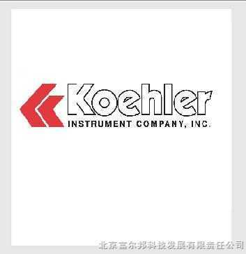 Koehler-馏分燃料蜡外观点测定仪【ASTM D3117】
