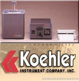 Koehler K47000 自燃点测定仪