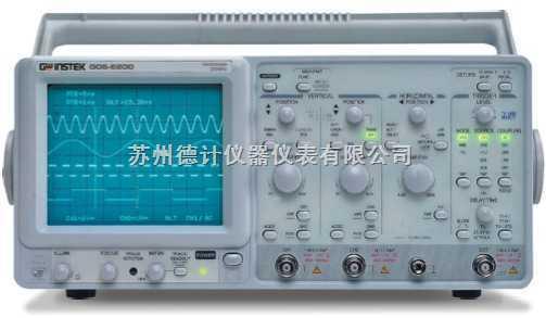 此示波器使用温度补偿的电路