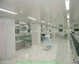 定西净化工程、生物安全实验室