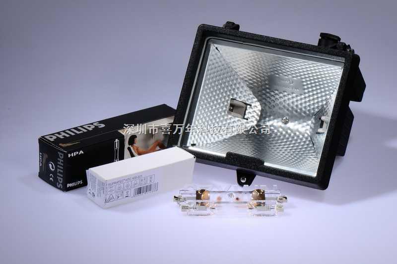 单管金属卤化物灯(HPA)系列:里面添加了铁和钴。它们品质优良,表现为寿命长,辐射效率高,良好的紫外线输出电弧稳定,主要发射UV-A波段的紫外辐射(300~400nm)不会产生臭氧。主要应用于非银盐胶片(重氮、盐胶片、感光胶)阻焊干膜、湿膜、液态光敏阻剂、菲林、树脂版、PS版等感光材料的晒版,曝光,将图象从透明的胶卷复制到对紫外线敏感的载体上。