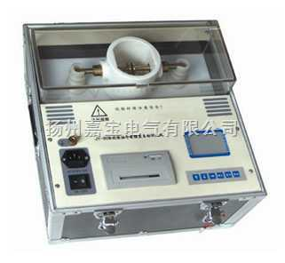 绝缘油耐压试验仪