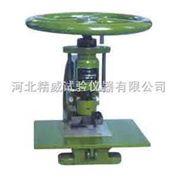 CP-25型防水卷材冲片机、冲切标准橡胶试片