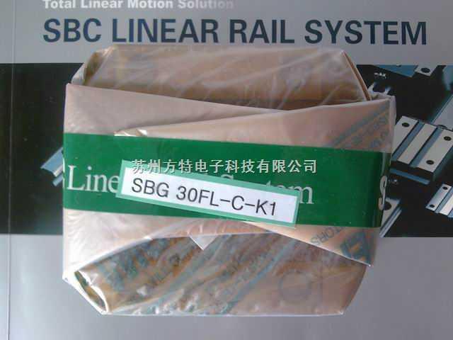 韓國SBC線性導軌SBI30SL-C-K1