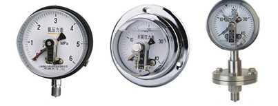 特种磁助式电接点压力表