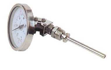 双金属温度计(万向型)