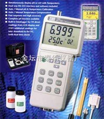 1381多功能酸碱度测定仪(环保型)