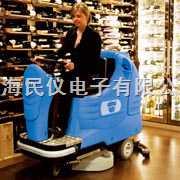 智能型驾驶式洗地机