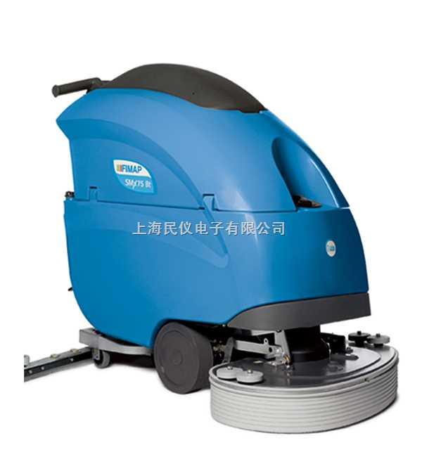 手推式全自动洗地机