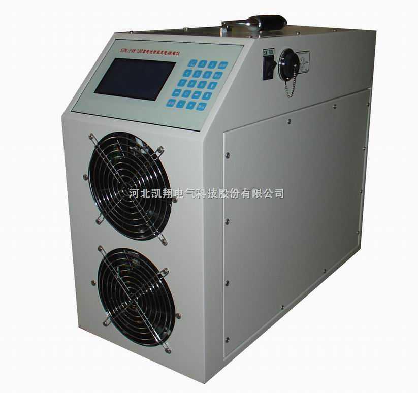 zncfj48-60 智能充放电检测仪