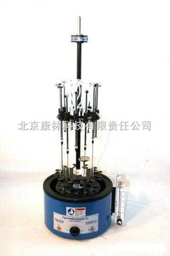 美國Organomation 12位氮吹儀N-EVAP-12