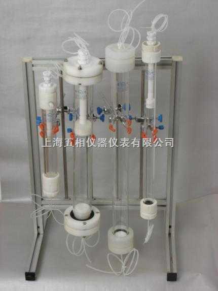 耐有机溶剂中压层析柱