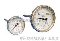 WSS双金属温度计,WSSX双金属温度计,WSSX电接点双金属温度计,WSS型双金属温度计