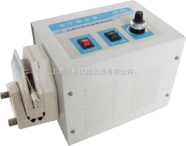 单泵头电子蠕动泵