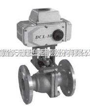 ZDJR、ZKJR、Q941F系列電動0型調節球閥