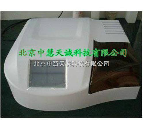 ZH8117高速超大容量农残检测仪