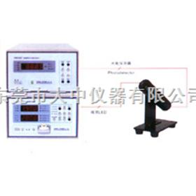 电参数光强快速测试系统