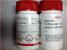 D-Ribulose 1,5-bisphosphate sodium salt hydrate R0
