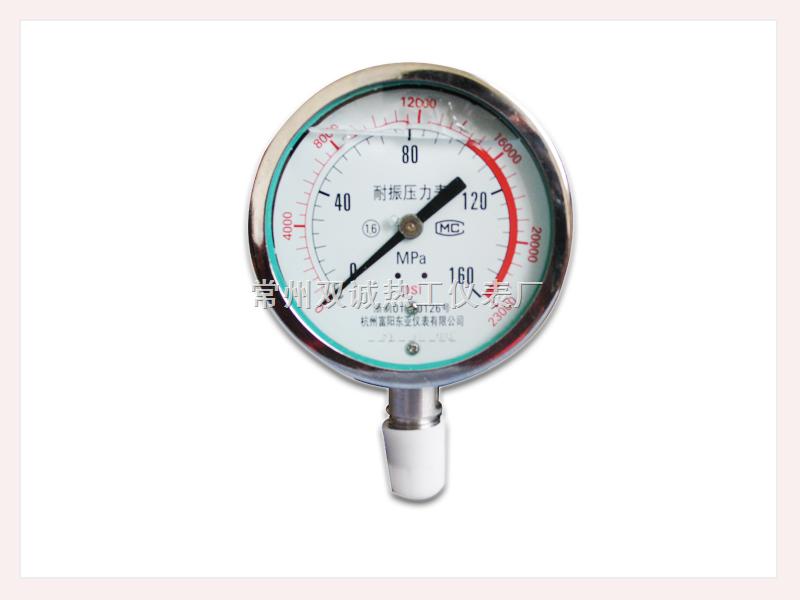 不锈钢压力表-供求商机-常州双诚热工仪表厂