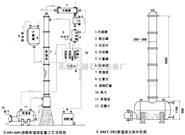 甲醇、乙醇蒸馏装置