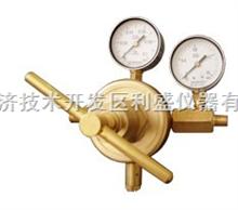 YQY-11氧、氢、氨、氩、乙炔、丙稀、丙烷管路减压器