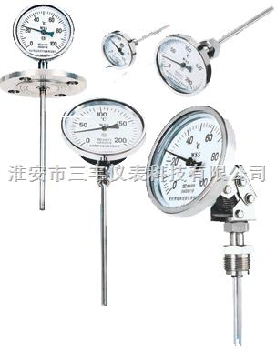 双金属温度计厂家
