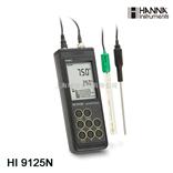 哈纳HI9125N哈纳HI9125N便携式PH测定仪