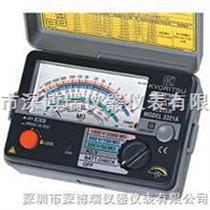 3322A日本共立Kyoristu 絕緣電阻測試儀3322A