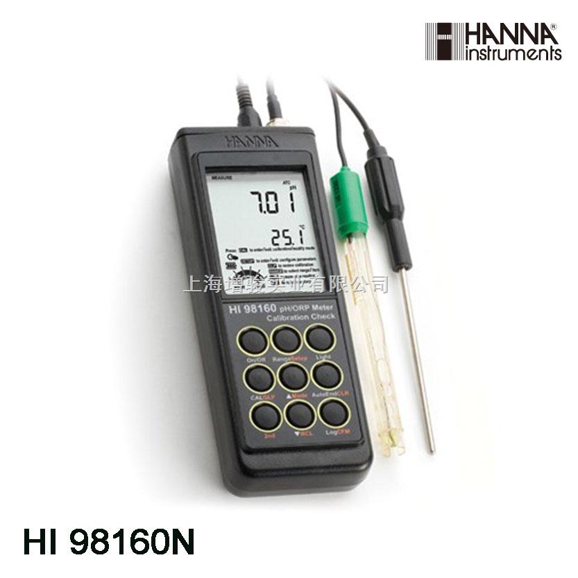 哈纳HI98160N便携式PH计