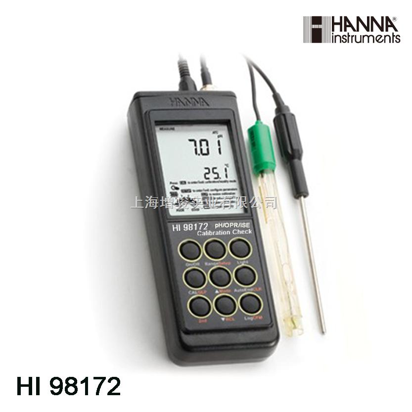 便携式酸度计HI98172N
