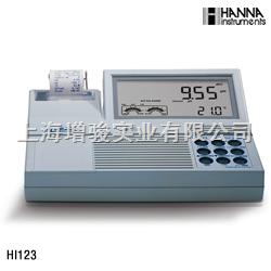哈纳HI123台式酸度计