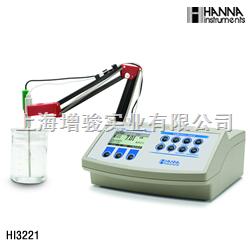 哈纳HI3221台式酸度计