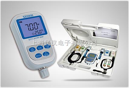 便携式电导率/溶解氧仪
