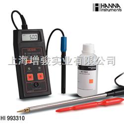 哈纳HI993310土壤电导率仪