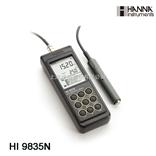 HI9835N哈纳HI9835N便携式电导率仪