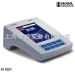哈纳HI4321台式电导率仪