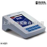 HI4321哈纳HI4321台式电导率仪