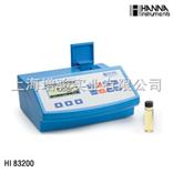 HI83200哈纳HI83200多参数水质快速测定仪