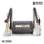 HI2550哈纳HI2550多参数分析测定仪