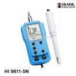 HI9811-5N哈纳HI9811-5N多参数测定仪