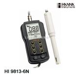 HI9813-6N哈纳HI9813-6N多参数测量仪
