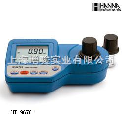 哈纳HI 96701余氯浓度测定仪