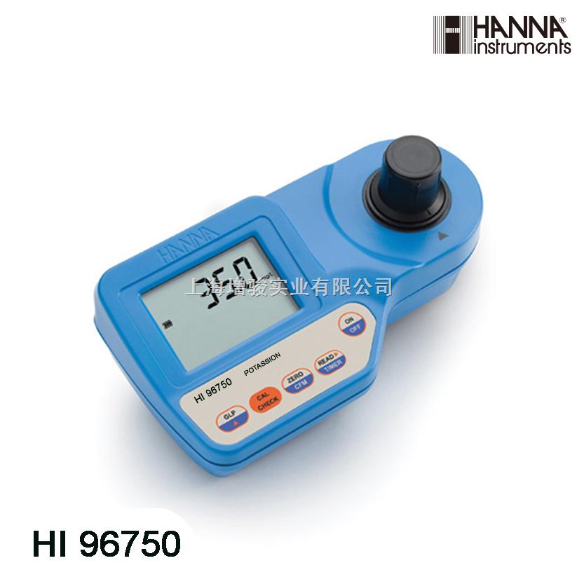哈纳HI96750钾离子浓度测定仪