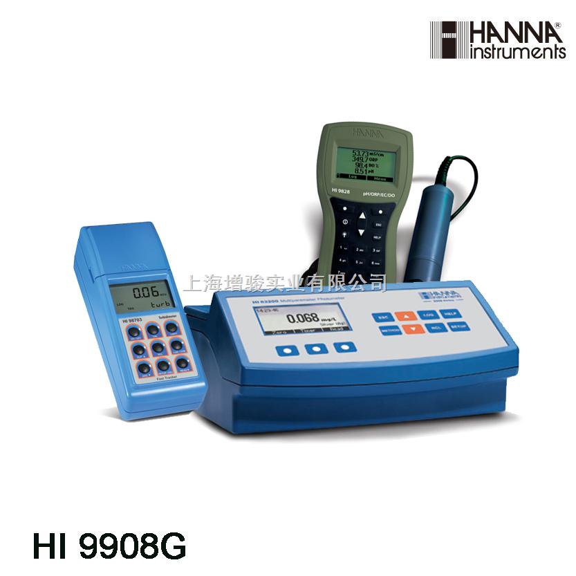 哈纳GPS多参数水质分析仪