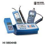 HI9804HB哈纳HI9804HB多参数水质分析流动实验室