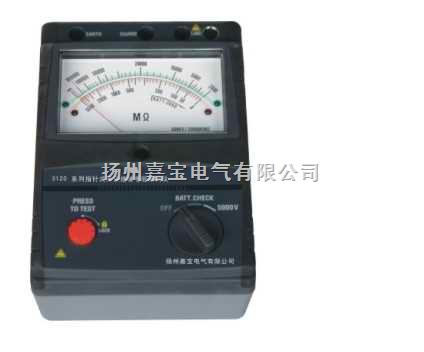 3123绝缘电阻测试仪