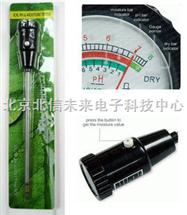 HJ16-KS05土壤酸堿度濕度檢測儀 土壤PH濕度測量儀 土壤水分酸堿度測量儀 園藝花卉PH濕度檢測儀